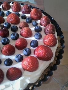 Tarta z owocami :)