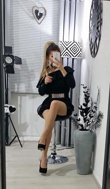 sukienka mini bodycon natanella mała czarna od natanellauk z 22 czerwca - naj...