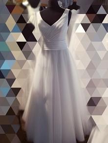 co sądzicie o takiej sukni ślubnej ;-)??