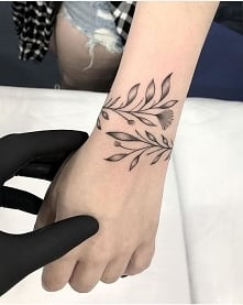 bransoleta tattoo