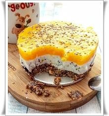 Mini serniczek to wspaniały pomysł na mini deser. Poznaj fit przepis na pyszn...
