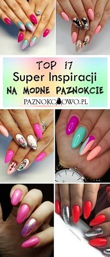 TOP 17 Stylowych i Modnych Inspiracji na Manicure