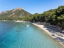 Playa de Formentor, Majorka