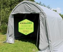 Namioty #magazynowe ze względu na swoją uniwersalność znajdują swoją funkcję ...