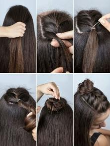 DIY... ma ktoś pożyczyć tak grube włosy?  xd