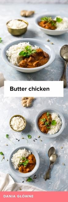 Przepis na indyjskie danie ...