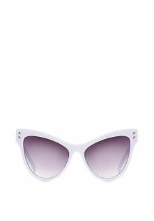 Białe Okulary Warm Breeze