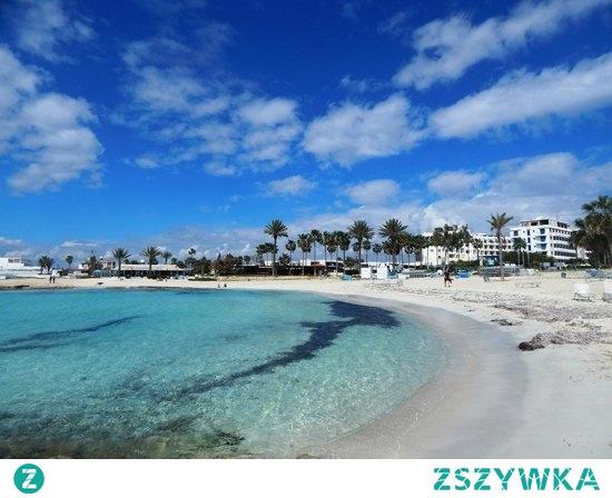 Vathia Gonia Beach, Cypr