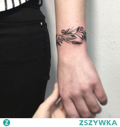 bransoleta tattoo