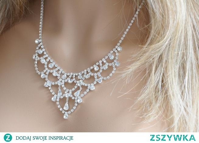 Biżuteria do sukienki ślubnej