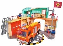 Strażak Sam,zabawki w Brykacze