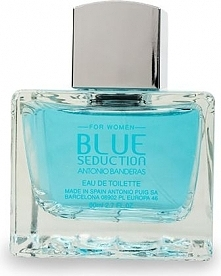 Antonio Banderas Blue Seduction For Woman EDT 80ml