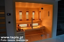 Sauna Design. Producent: TA...