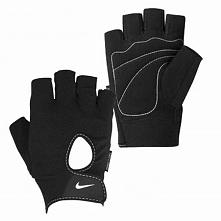 Nike Rękawiczki damskie Womens Fundamental Fitness Gloves  czarne r.  M