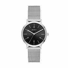 Zegarek DKNY - Minetta NY2741 Silver/Silver
