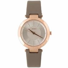 Zegarek DKNY - Stanhope NY2296 Gray/Rose Gold