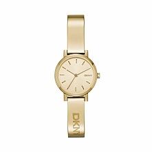 Zegarek DKNY - Soho NY2307 Gold/Gold