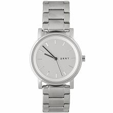 Zegarek DKNY - Soho NY2342 Silver/Steel/Silver/Steel