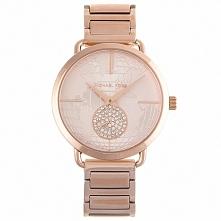 Zegarek MICHAEL KORS - Portia MK3828  Rose Gold/Rose Gold