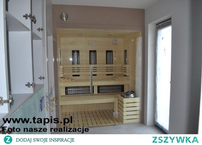 Sauna Design. Producent TAPIS.PL