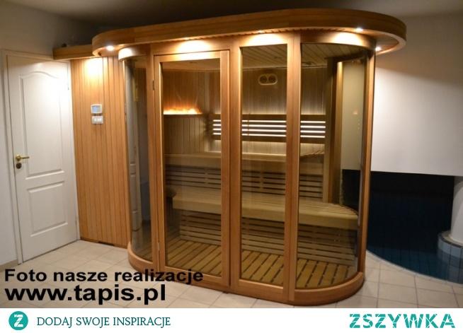 Sauna Kornelia Exclusive. Producent: TAPIS.PL