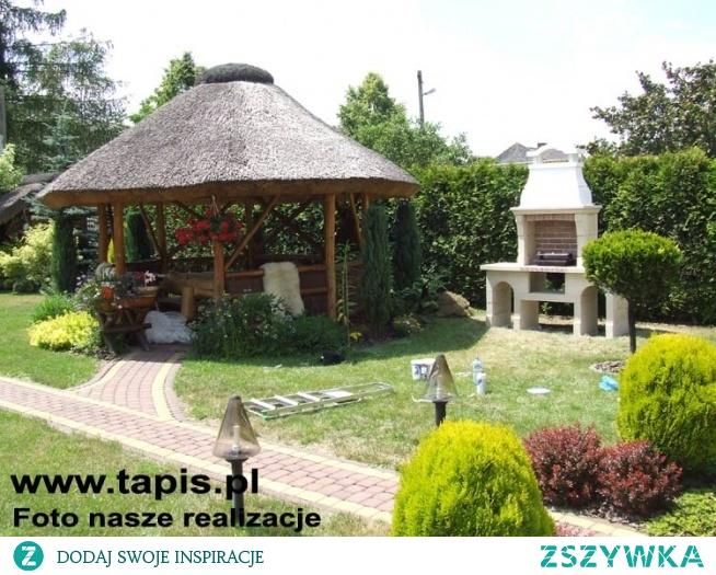 Grill ogrodowy z oferty TAPIS.PL