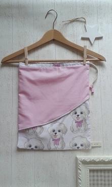Worek na strój gimnastyczny - Handmade by brzostula