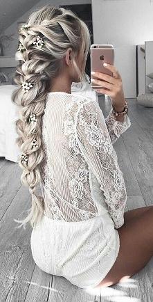 Inspiracja na fryzurę <3