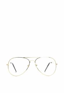 Złote Okulary Zerówki Jade