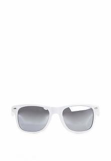 Białe Okulary Lady Danger