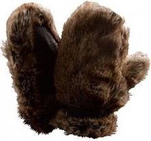 CHILLOUTS Rękawice damskie Furytale Glove brązowe (FURG03)