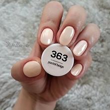 363 Pastel Beige od IsabelleNails <3