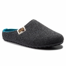 Kapcie GUMBIES - Outback Charcoal/Turquoise