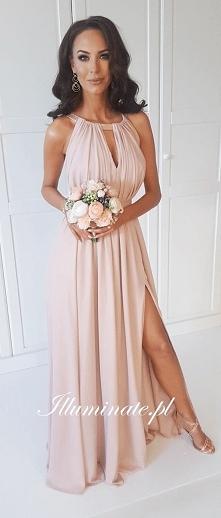 Piękna maxi sukienka z kolekcji Illuminate <3