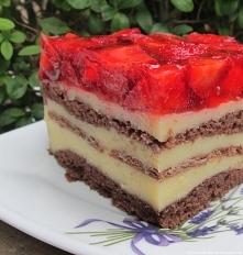 Pyszne i łatwe ciasto z tru...