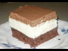 Lekki sernik z czekoladową ...