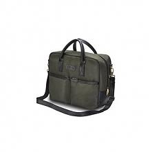 Męska torba na laptopa Solier Limerick khaki