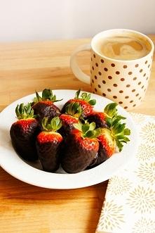 Najlepsza, zdrowa polewa czekoladowa