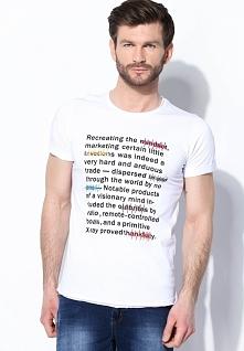 Biała Koszulka Little Inventions