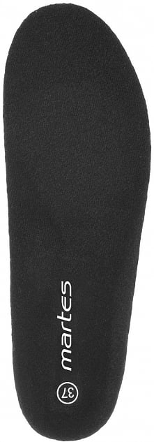 MARTES Wkładki do butów Insole Heat black/grey r. 38-40