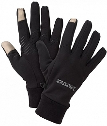 Marmot Rękawiczki Connect Glove Black L