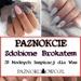 Modne Paznokcie Zdobione Brokatem: TOP 28 Pięknych Inspiracji na Brokatowy Manicure
