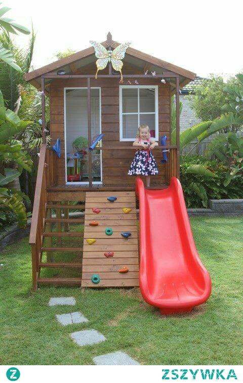 Świetne miejsce do zabawy dla maluchów