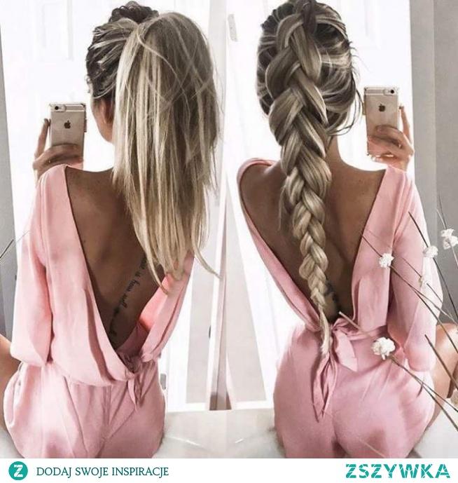 Niesamowite włosy