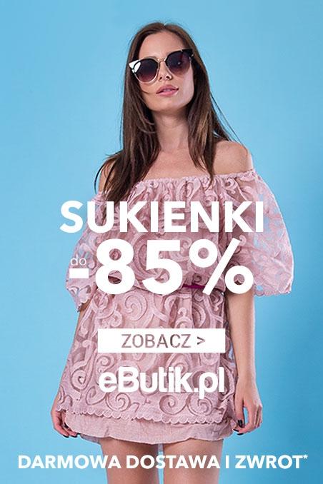 eButik - sukienki 85% lipiec 2018 Desktop