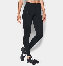 Under Armour Spodnie damskie Reactor Leggings Czarne r. S (1298228-001)