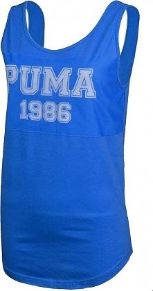 Puma Koszulka damska Style Per Best Athl Tank niebieska r. XS (836394 31)