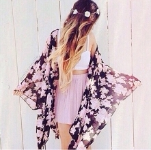 Kimono – gorący trend tego lata!