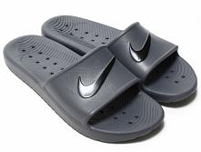 Nike Klapki męskie Kawa Shower czarne r. 41 (832528 010)