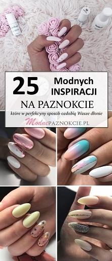 25 Modnych Inspiracji na Pa...